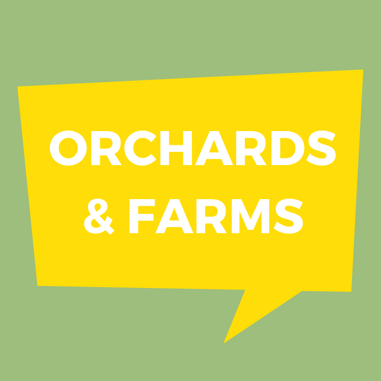 List of orchards and farms in RI