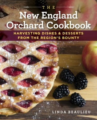 New England Orchards Cookbook cover