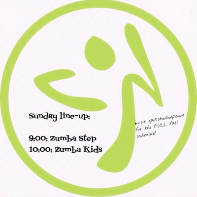 Zumba Kids @ Epik Dance and Fitness Studio