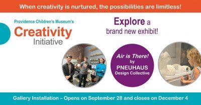 Providence Children's Museum Creativity Initiative Opening Celebration @ Providence Children's Museum