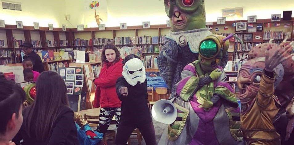 Neighborhood Comics Fest