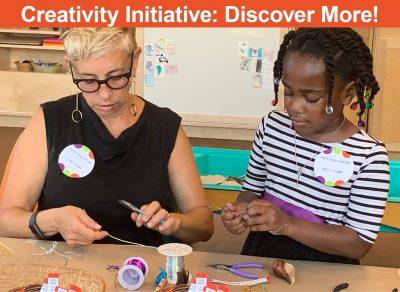 Creativity Initiative at Providence Children's Museum
