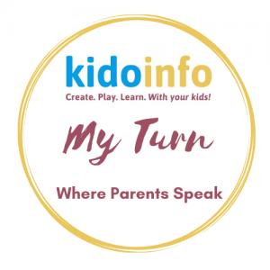 Kidoinfo My Turn logo