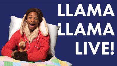 Llama Llama LIVE @ Zeiterion Theatre