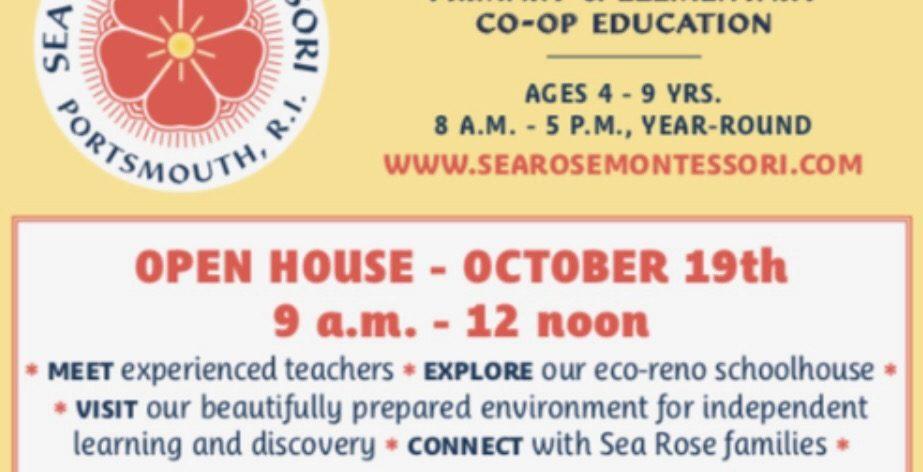 Sea Rose Montessori ad
