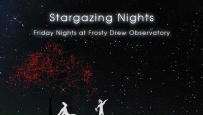 Stargazing Nights at Frosty Drew Observatory @ Frosty Drew Observatory