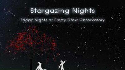 Stargazing Nights at Frosty Drew Observatory @ Frosty Drew Observatory