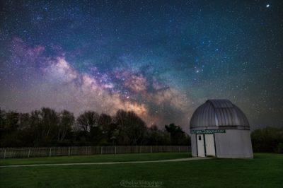 Celebrate The Milky Way @ Frosty Drew Observatory