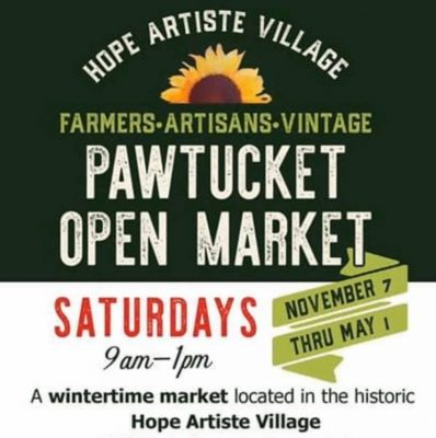 Pawtucket Open Market @ Hope Artiste Village