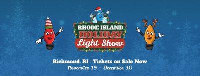 Rhode Island Holiday Light Show