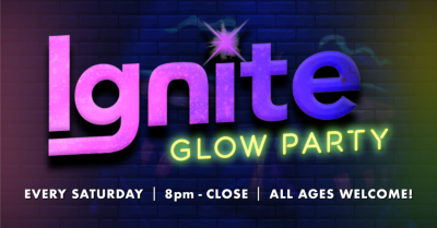 Ignite Glow Party @ Launch