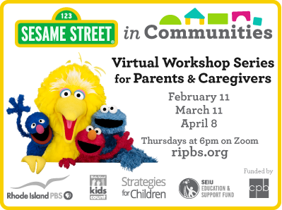 Sesame Street virtual workshops