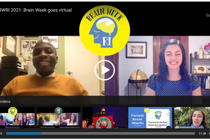 Brain Week video