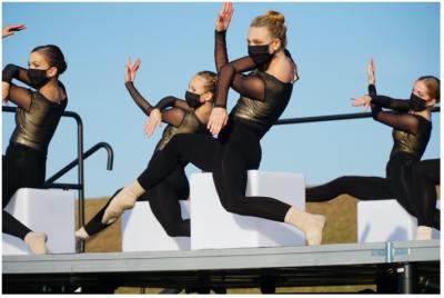 Festival Ballet dancers