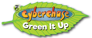 Cyberchase Green It Up