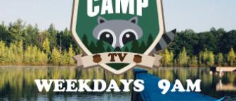 Camp TV ad