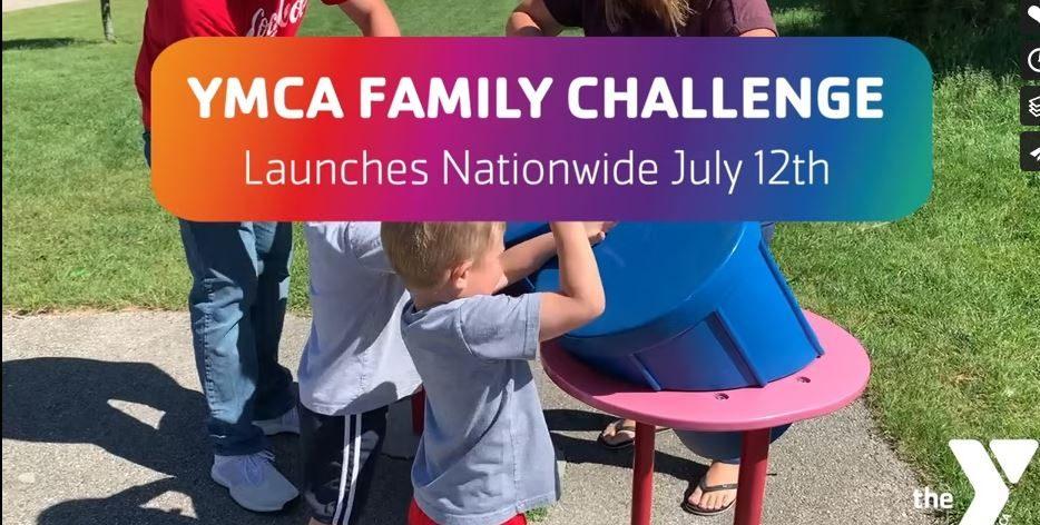YMCA Family Challenge